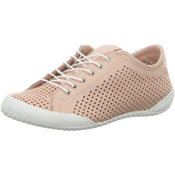 Schuhe Damen Sneaker Low Andrea Conti Schnuerschuhe 0345767-144 rosa