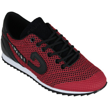 Schuhe Herren Sneaker Low Cruyff revolt red Rot