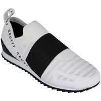 Schuhe Herren Slip on Cruyff elastico white Weiss