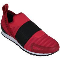 Schuhe Herren Slip on Cruyff elastico red Rot