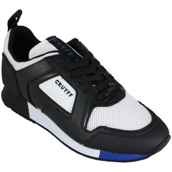 Schuhe Herren Sneaker Low Cruyff lusso white/max blue Schwarz