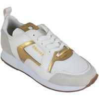 Schuhe Damen Sneaker Low Cruyff lusso white/gold Weiss
