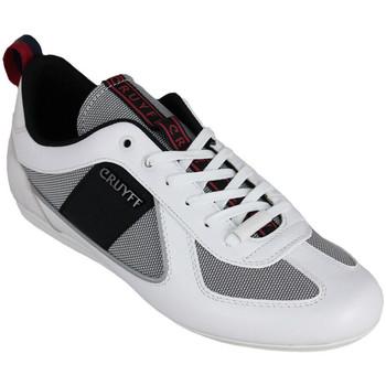 Schuhe Herren Sneaker Low Cruyff nite crowler white Weiss