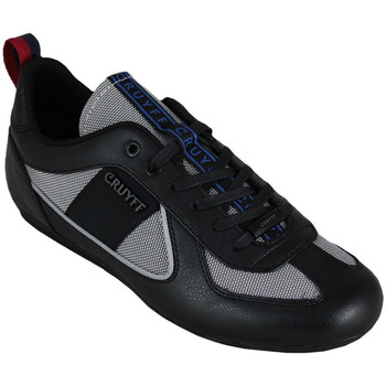Schuhe Herren Sneaker Low Cruyff nite crowler black Schwarz