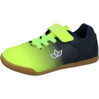 Schuhe Jungen Indoorschuhe Lico Sambo VS blau