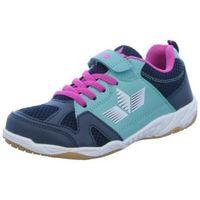 Schuhe Kinder Fitness / Training Lico marine/tUErkis/pink 27 blau