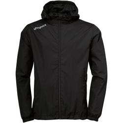 Kleidung Windjacken Uhlsport Essential Regenjacke Schwarz