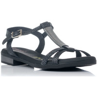 Schuhe Damen Sandalen / Sandaletten Zapp 4656 Schwarz