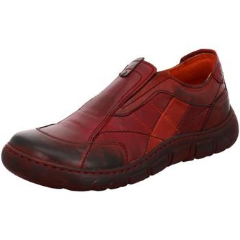 Schuhe Damen Slipper Kacper Slipper 2-1186 rot