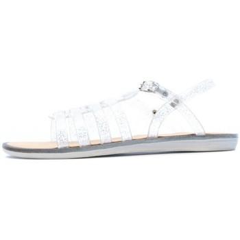 Schuhe Damen Sandalen / Sandaletten TBS BIKINIS Silbern