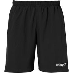 Kleidung Herren Shorts / Bermudas Uhlsport Präsentationsshort Essential Webshorts Schwarz