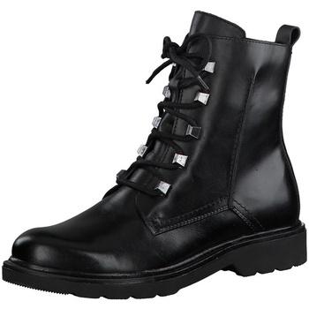 Schuhe Damen Stiefel Marco Tozzi  schwarz