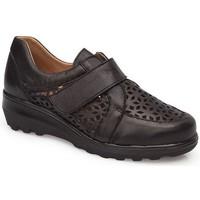 Schuhe Damen Slipper Calzamedi SCHUHE TRANSPIRA SCHWARZ