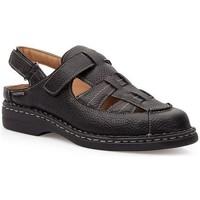 Schuhe Herren Sandalen / Sandaletten Calzamedi KOMODON SANDALEN SCHWARZ