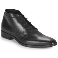 Schuhe Herren Boots Carlington NOMINAL Schwarz