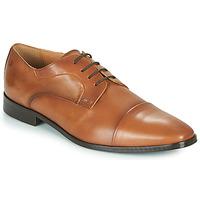 Schuhe Herren Derby-Schuhe Carlington NOMINEM Camel