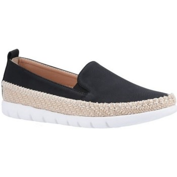 Schuhe Damen Slip on Divaz  Schwarz