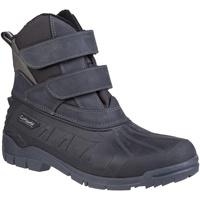 Schuhe Herren Schneestiefel Cotswold  Schwarz