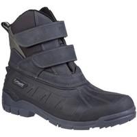 Schuhe Damen Wanderschuhe Cotswold  Schwarz