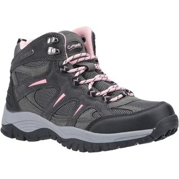 Schuhe Damen Wanderschuhe Cotswold  Grau