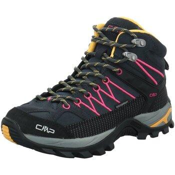 Schuhe Damen Wanderschuhe Cmp F.lli Campagnolo Sportschuhe Rigel Mid WMN WP Boot 3Q12946 54UE Other