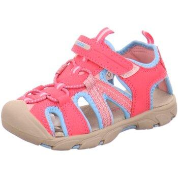 Schuhe Mädchen Sportliche Sandalen High Colorado Trekkingsandalen 1021874 pink