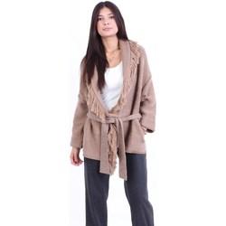 Kleidung Damen Tops / Blusen Albino Teodoro BL8000802 Schwarz und Grün