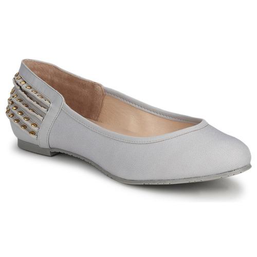 Schuhe Damen Ballerinas Kat Maconie ROSA Grau