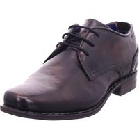 Schuhe Herren Derby-Schuhe & Richelieu Bugatti Benigno dark brown