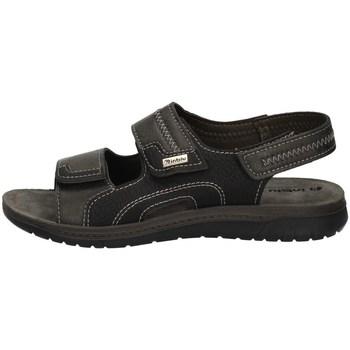 Schuhe Herren Sandalen / Sandaletten Inblu ID 4 ANTHRAZIT
