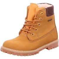 Schuhe Jungen Boots Däumling Stiefel Aspen natur S080031-66 beige