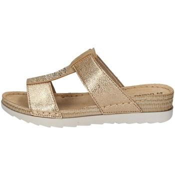 Schuhe Damen Sandalen / Sandaletten Inblu OF 21 PLATIN
