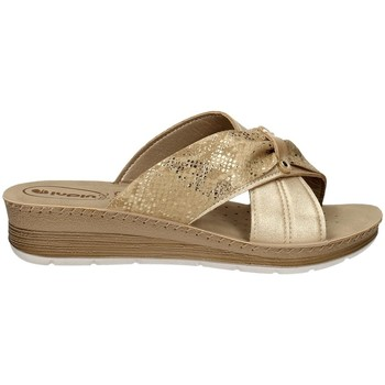 Schuhe Damen Pantoffel Inblu FC 38 PLATIN
