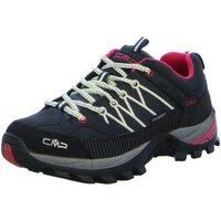Schuhe Damen Fitness / Training Cmp F.lli Campagnolo Sportschuhe RIGEL LOW WMN TREKKING SHOES 3Q13246 76UC grau