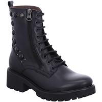Schuhe Damen Stiefel NeroGiardini Stiefeletten I014260D-100 schwarz