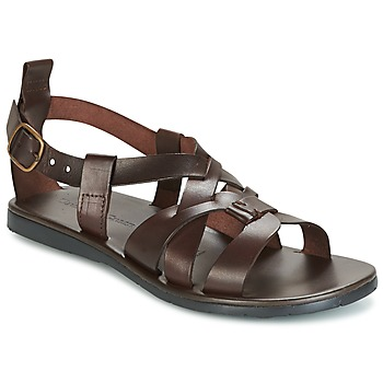 Schuhe Herren Sandalen / Sandaletten Dream in Green QUESELLE Braun