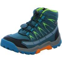 Schuhe Jungen Wanderschuhe Lurchi Winterstiefel 33-21545-39 33-21545-39 blau