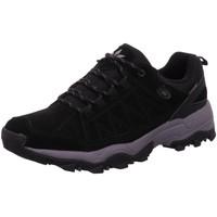 Schuhe Jungen Wanderschuhe Lico Bergschuhe 210110 schwarz