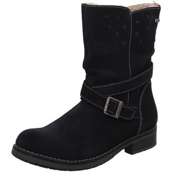 Schuhe Mädchen Low Boots Salamander Stiefel Lolly 33-17029-42 blau