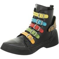 Schuhe Damen Low Boots Gemini Stiefeletten 033105-02-996 bunt
