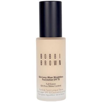 Beauty Damen Make-up & Foundation  Bobbi Brown Skin Long-wear Weightless Foundation warm Ivory 30 ml