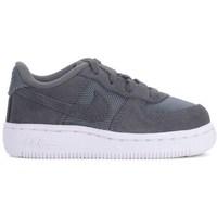 Schuhe Kinder Sneaker Low Nike Force 11 Weiß,Grau