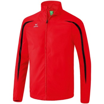 Kleidung Herren Trainingsjacken Erima Sport Laufjacke Rot Schwarz 8060704 rot