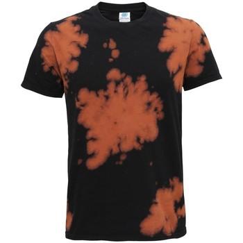 Kleidung T-Shirts Colortone TD09M Schwarz