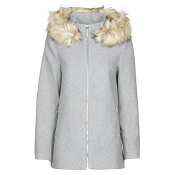 Kleidung Damen Mäntel Vero Moda VMCOLLARYORK Grau