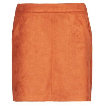 Kleidung Damen Röcke Vero Moda VMDONNADINA Orange