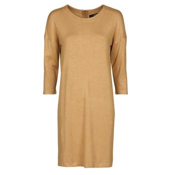 Kleidung Damen Kurze Kleider Vero Moda VMGLORY Camel