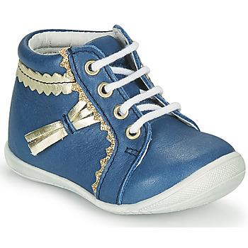 Schuhe Mädchen Sneaker High GBB ACINTA Blau