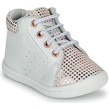 Schuhe Mädchen Sneaker High GBB NAHIA Weiss