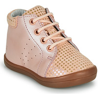 Schuhe Mädchen Sneaker High GBB NAHIA VTC ROSE-IMPR POIS DPF/TOODOU